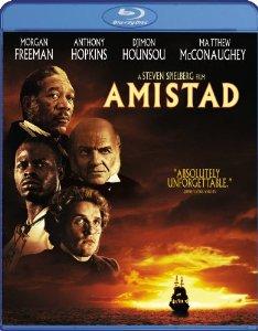 Amistadl (Blu-ray + UltraViolet)
