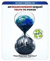 An Inconvenient Sequel  Blu-ray