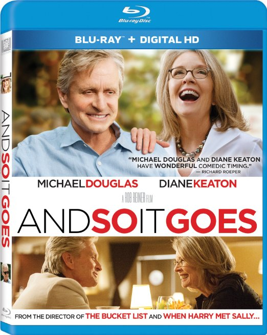 And So It Goes (Blu-ray + DVD + Digital HD)