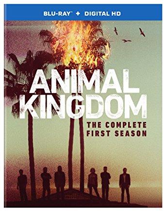 Animal Kingdom Season 1 Blu-ray Cover