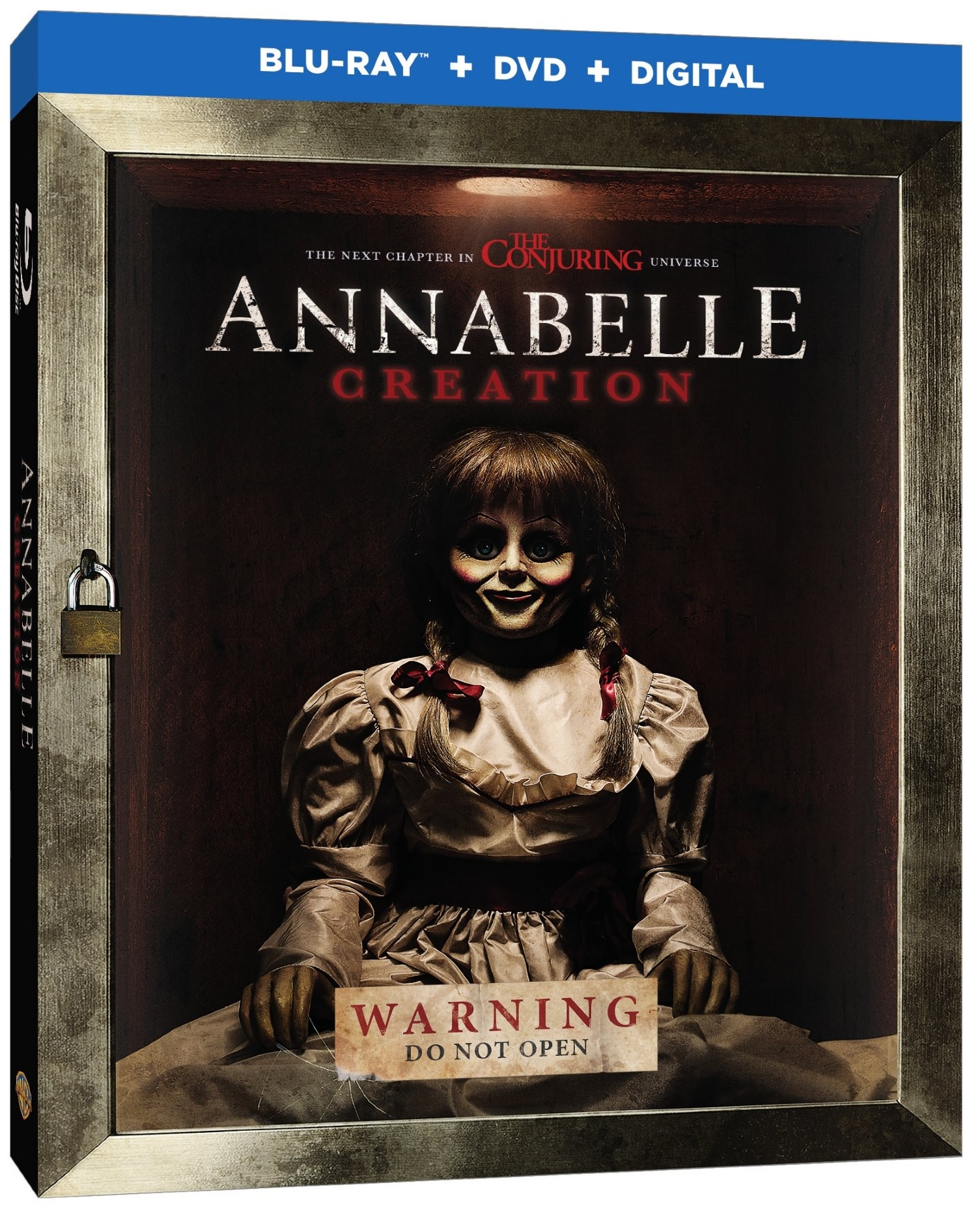 Annabelle Creation Blu-ray Review