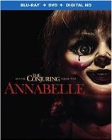 Annabelle (Blu-ray + DVD + Digital HD)