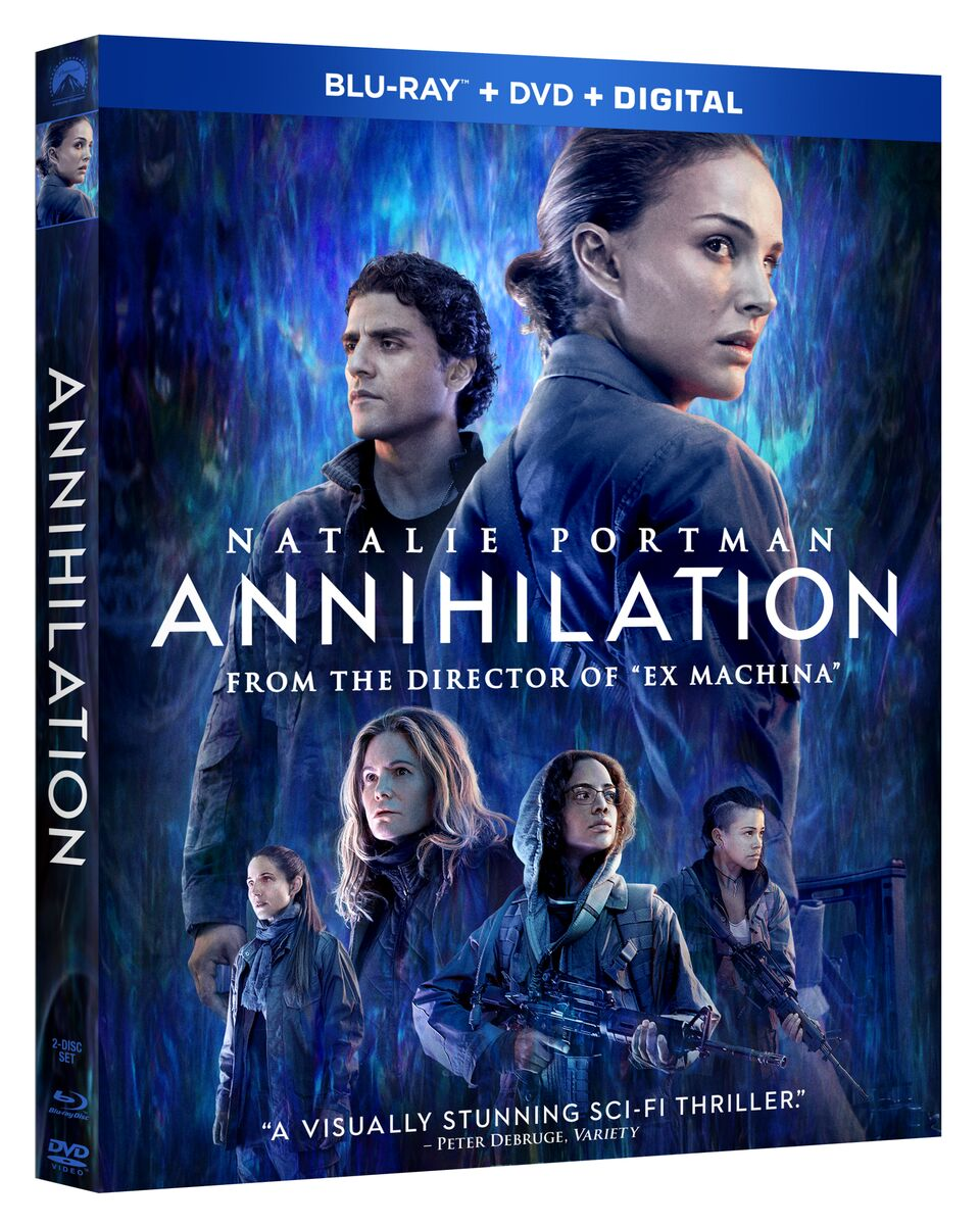 Annihilation Blu-ray Review