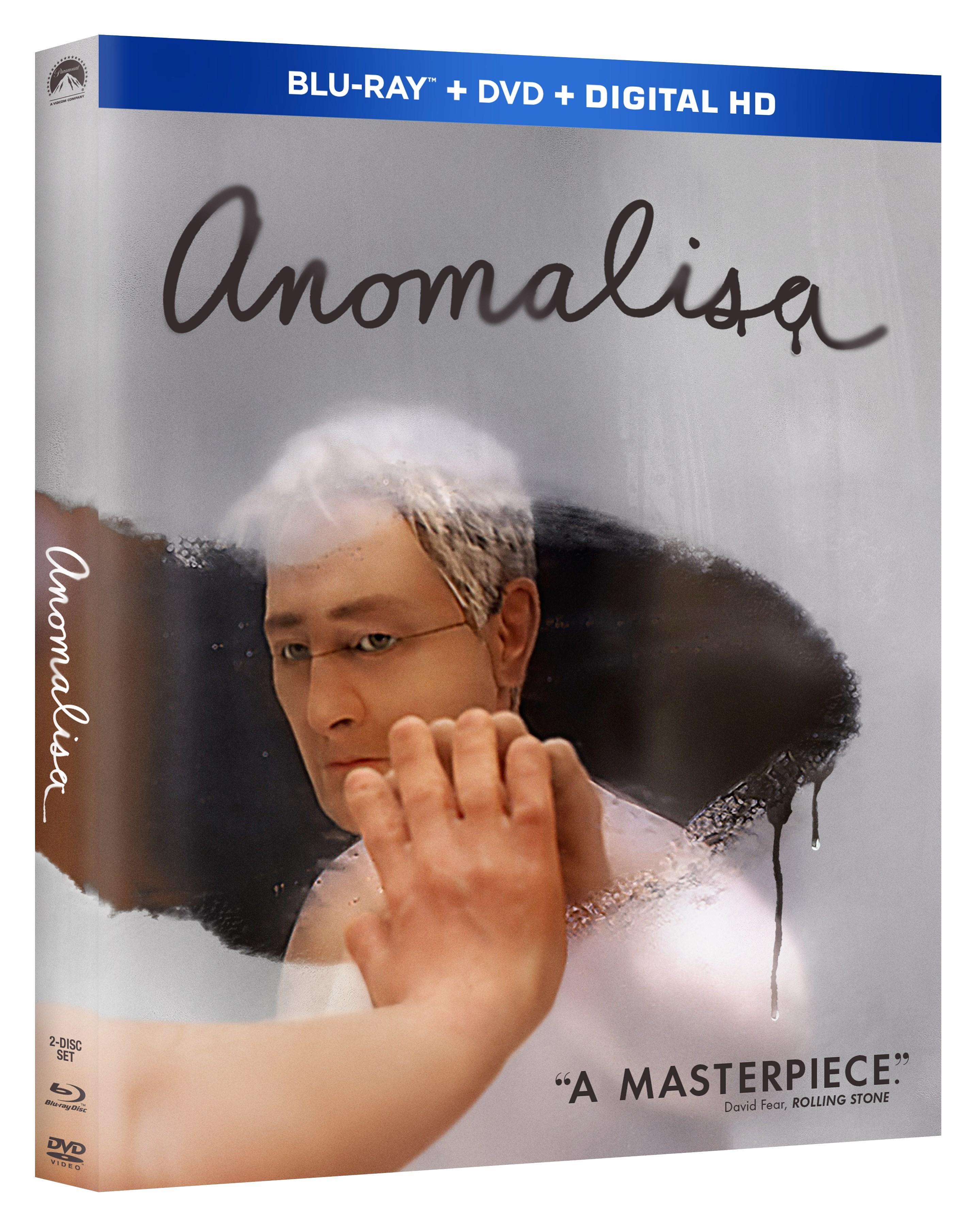 Anomalisa Blu-ray Review