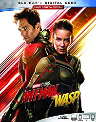 Ant-Man and The Wasp (Blu-ray + DVD + Digital HD)
