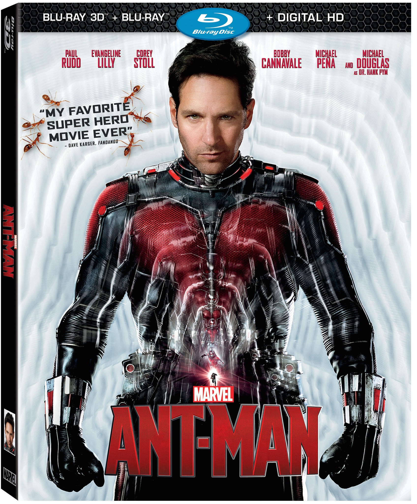 Ant-Man Blu-ray Review
