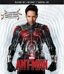 Ant-Man (Blu-ray + DVD + Digital HD)