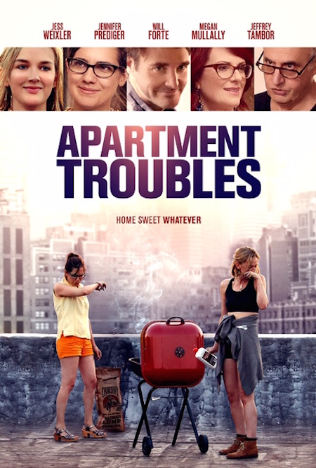 Apartment Troubles DVD Review