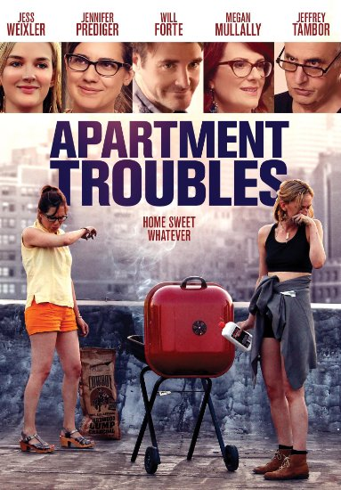 Apartment Troubles Cover