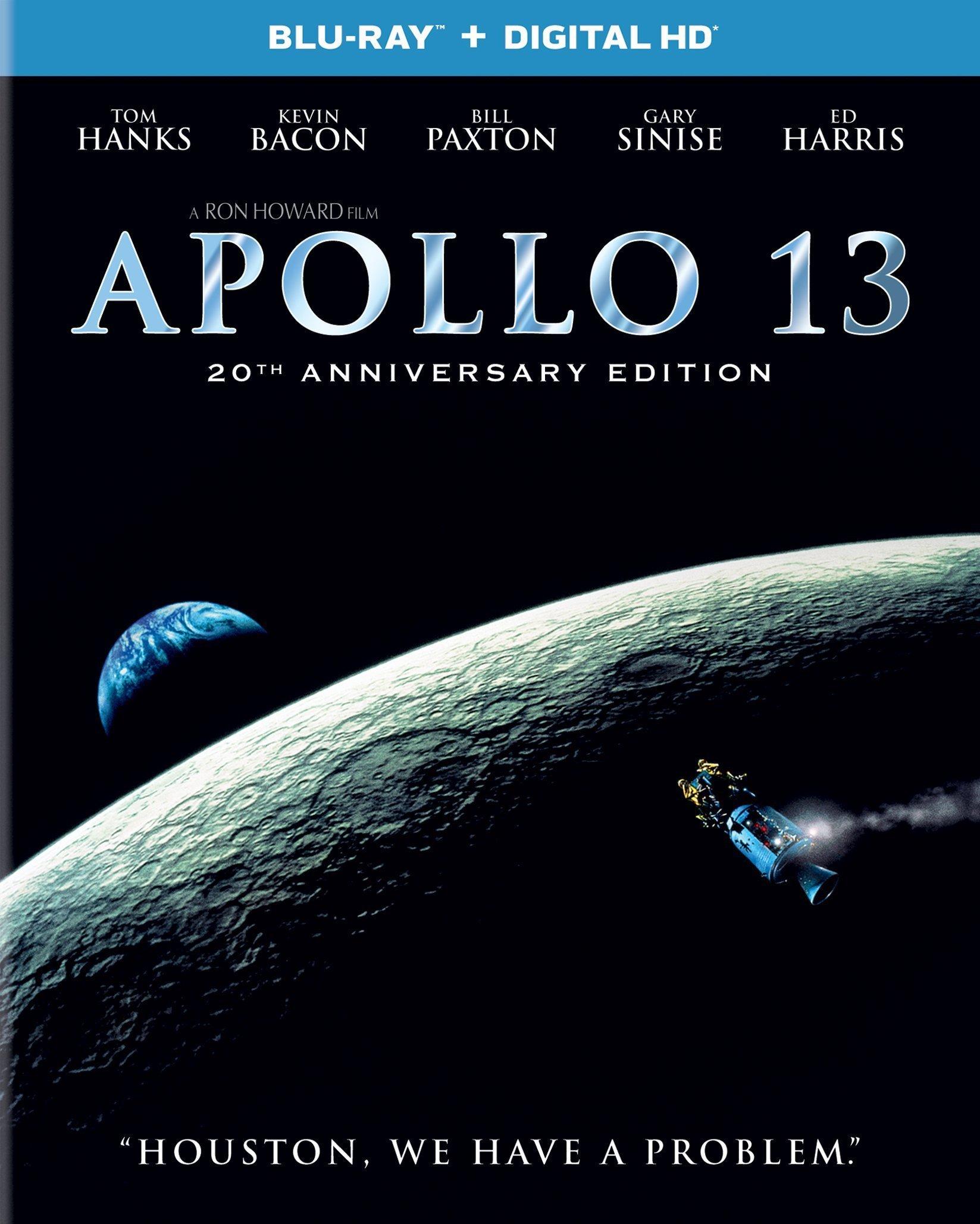 Apollo 13 Blu-ray Review