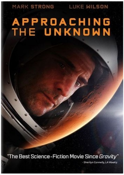 Approaching The Unknown DVD Review