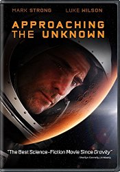 Approaching The Unknown DVD