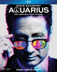 Aquarius Season 1 Blu-ray Cover