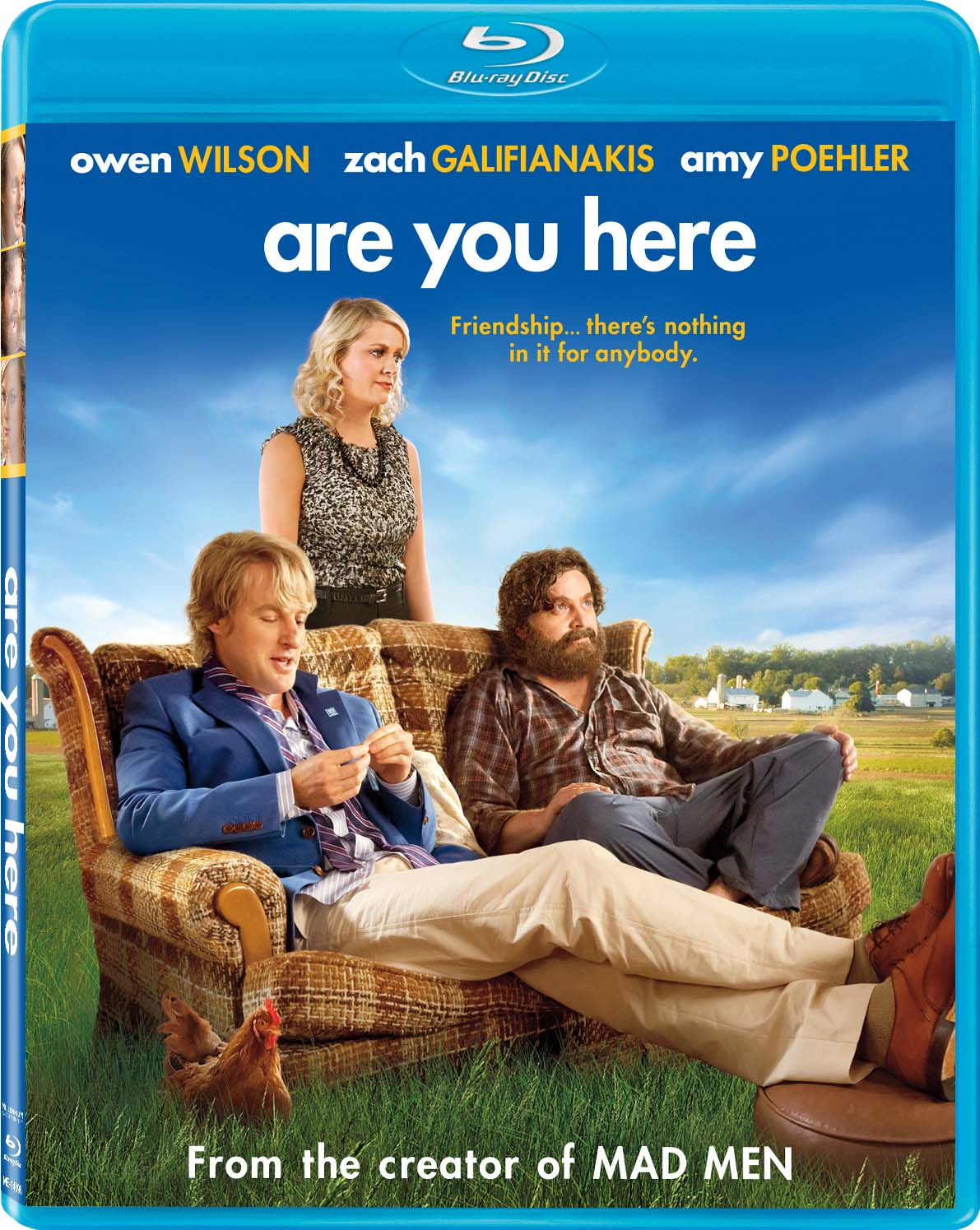 Are You Here Blu-ray Review