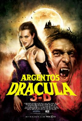 Argentos Dracula Blu-ray