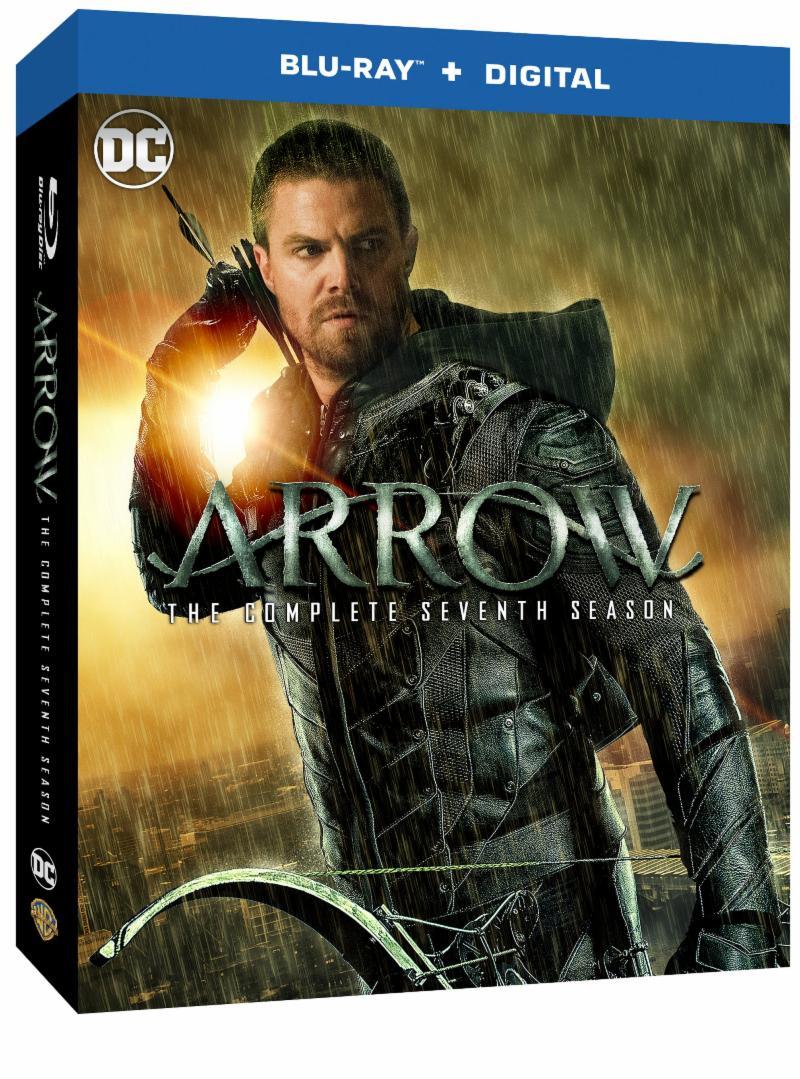 Arrow Season Seven Blu-ray Review