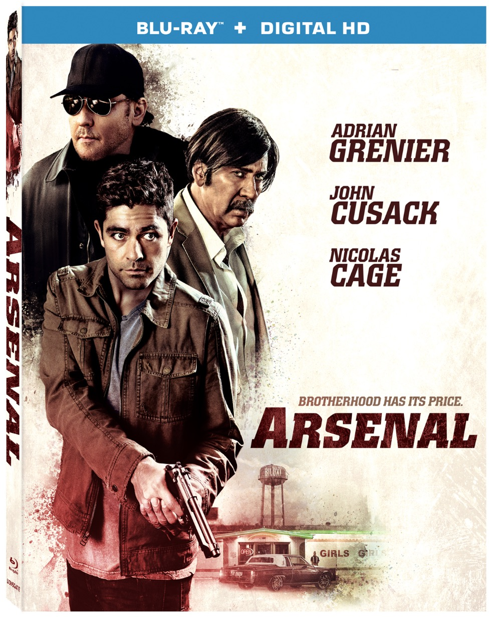 Arsenal Blu-ray Review