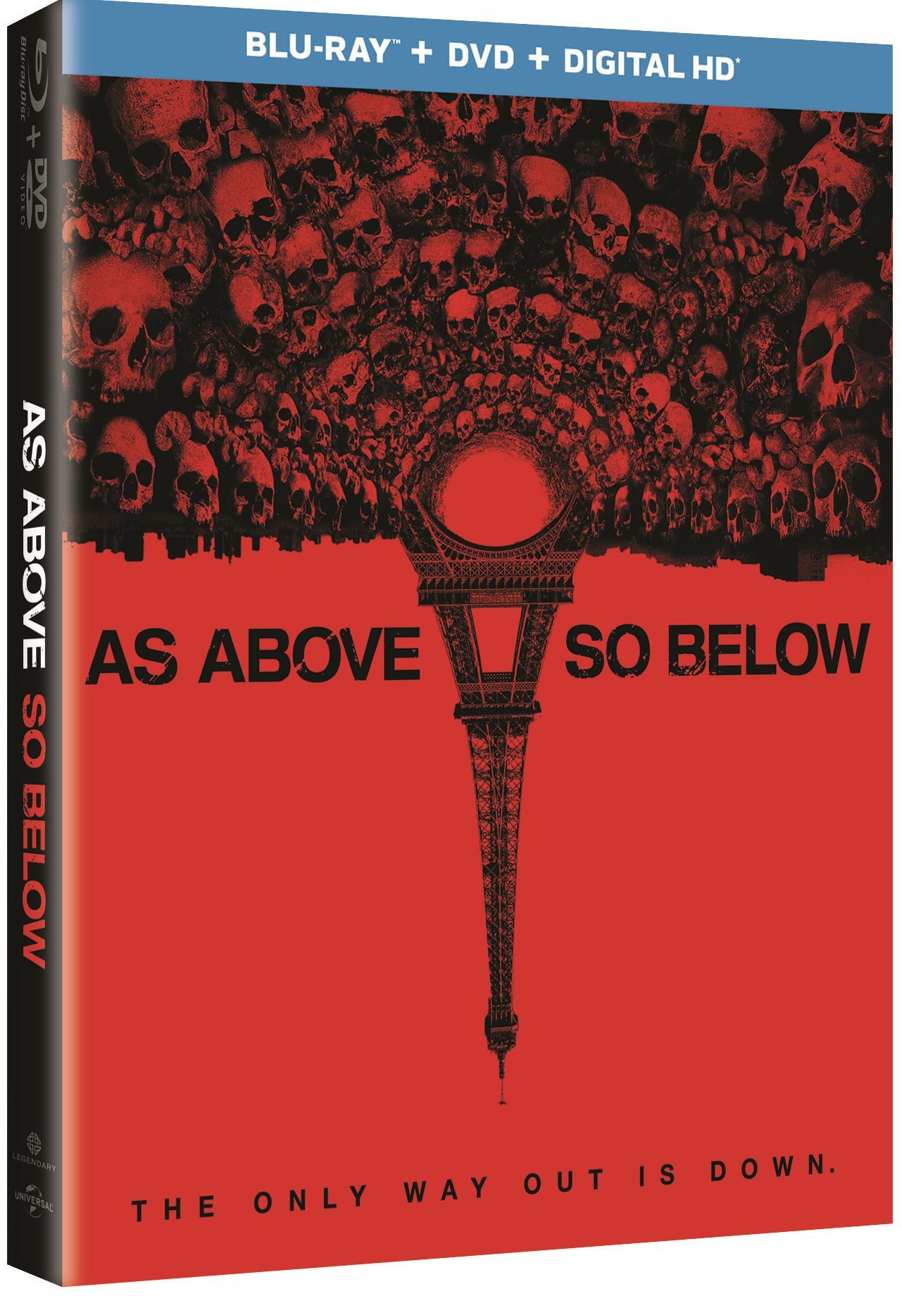 As Above, So Below Blu-ray Review