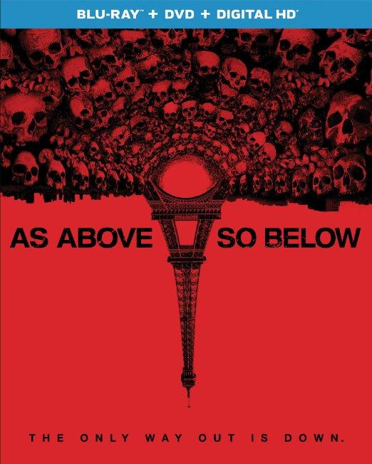 As Above, So Below (Blu-ray + DVD + Digital HD)
