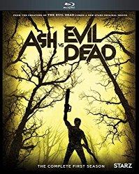 Ash vs evil dead season 1 Blu-ray Cover