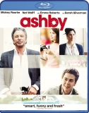 Ashby Blu-ray Cover