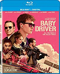 Baby Driver (Blu-ray + DVD + Digital HD)