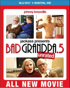 Bad Grandpa .5 (Blu-ray + DVD + Digital HD)