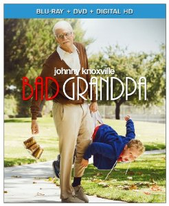Bad Grandpa Blu-ray Release