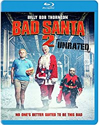 Bad Santa 2 (Blu-ray + DVD + Digital HD)