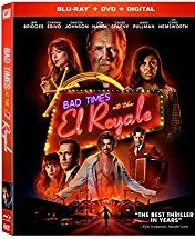 Bad Times at the Royale (Blu-ray + DVD + Digital HD)