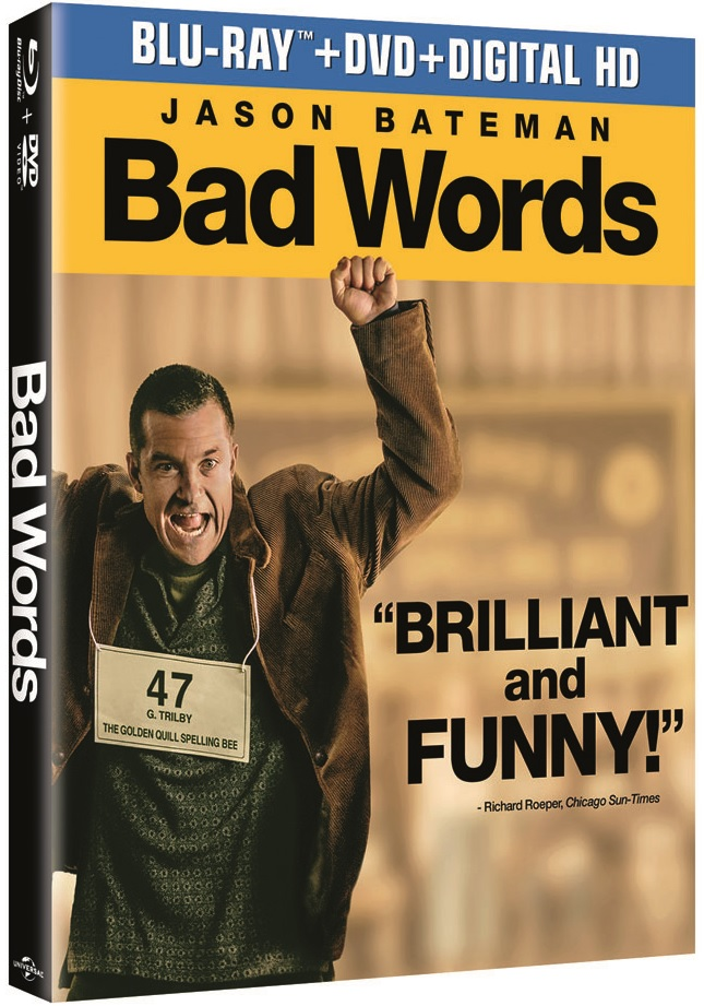 Bad Words Blu-ray Review