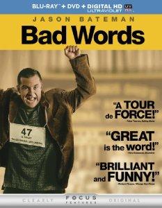Bad Words (Blu-ray + DVD + Digital HD)