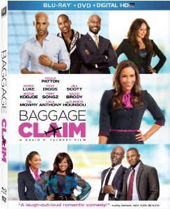 Baggage Claim Blu-ray
