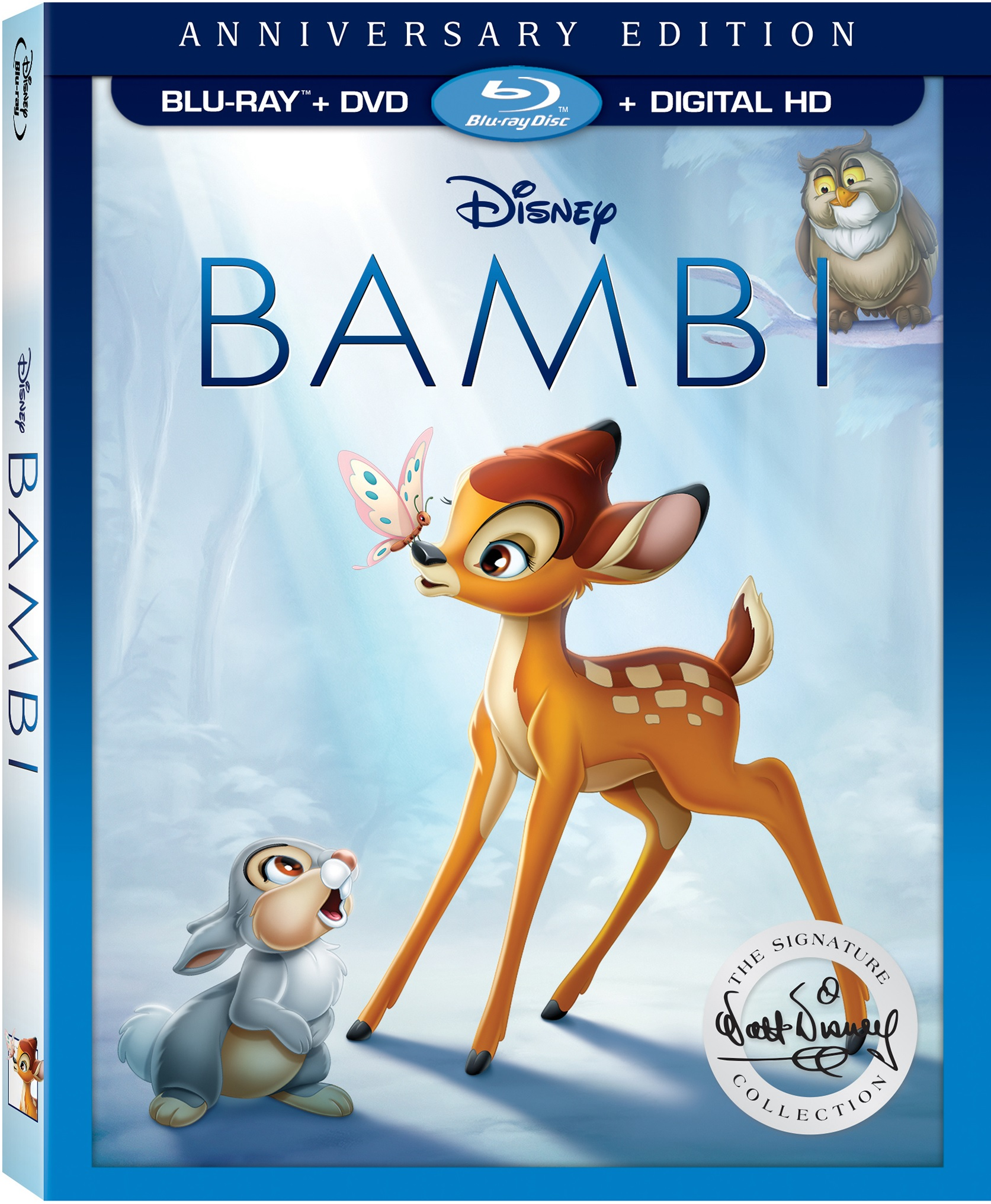 Bambi Blu-ray Review