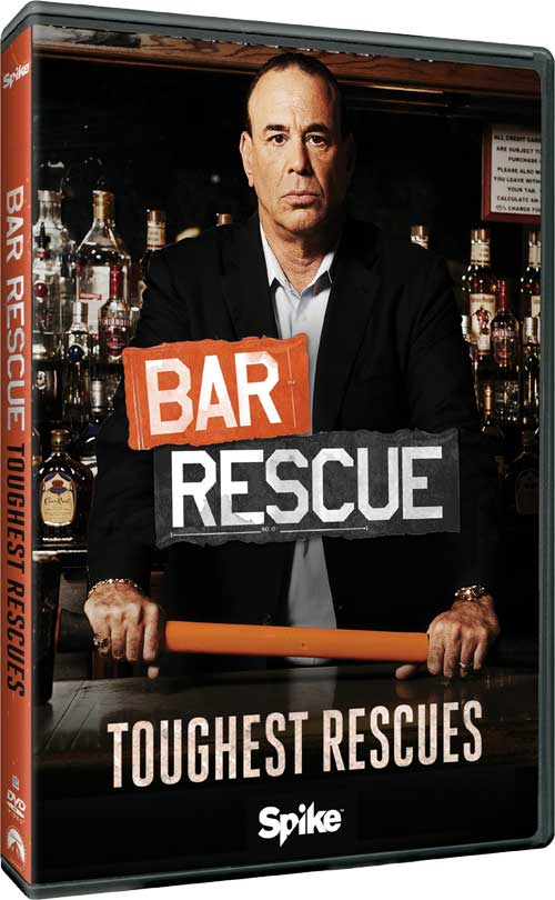 Bar Rescue Toughest Rescues DVD Review