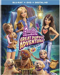 barbie-and-her-sisters-in-the-great-puppy-adventure Blu-ray Cover