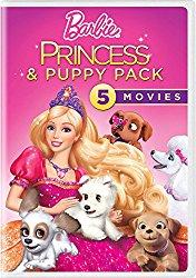 Barbie Princess and Puppy Pack (Blu-ray + DVD + Digital HD)