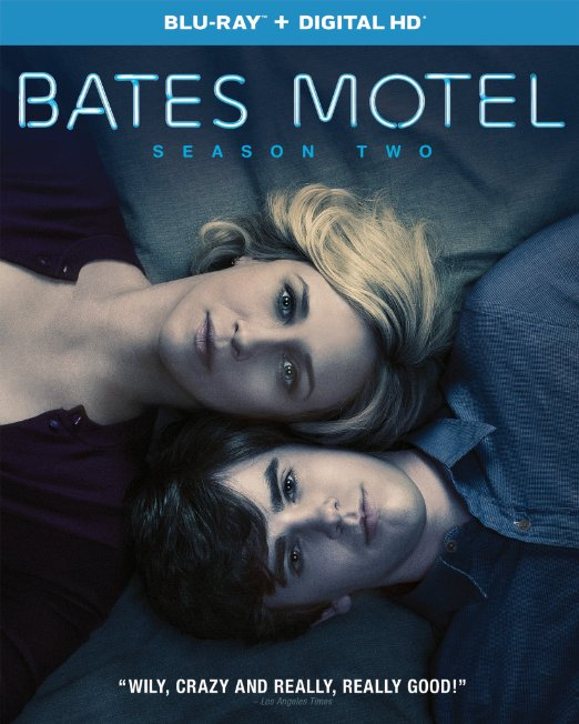 Bates Motel Season 2 (Blu-ray + DVD + Digital HD)