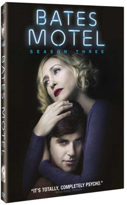 Bates Motel Season 3 DVD Review