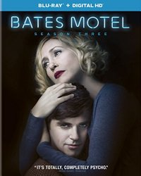 Bates Motel Season 3 (Blu-ray + DVD + Digital HD)