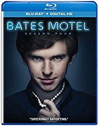 Bates Motel Seaon 4 (Blu-ray + DVD + Digital HD)