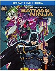 Batman Ninja (Blu-ray + DVD + Digital HD)