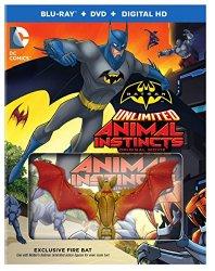 Batman Unlimited(Blu-ray + DVD + Digital HD)