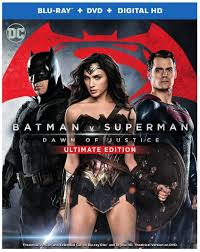 Batman V Superman (Blu-ray + DVD + Digital HD)