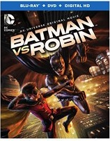 Batman VS Robin (Blu-ray + DVD + Digital HD)