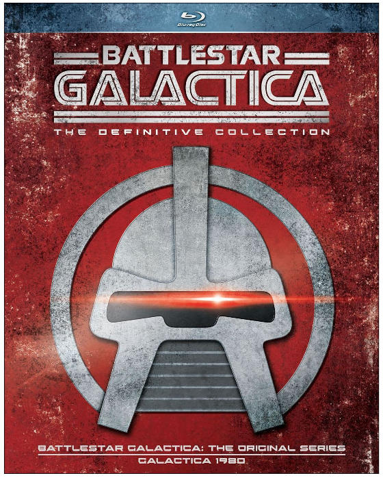 Battlestar Galactica The Definitive Collection Blu-ray Review