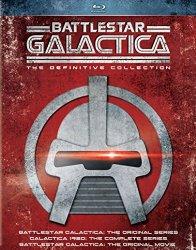 Battlestar Galactica The Definitive Collection Blu-ray
