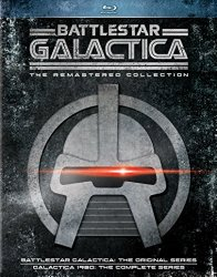 Battlestar Galactica The Remastered Collection Blu-ray