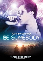 Be Somebody Blu-ray Cover