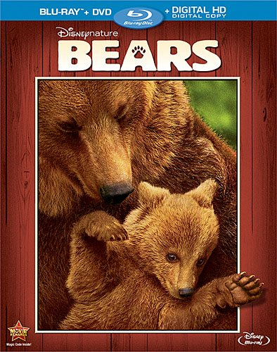 Bears (Blu-ray + DVD + Digital HD)